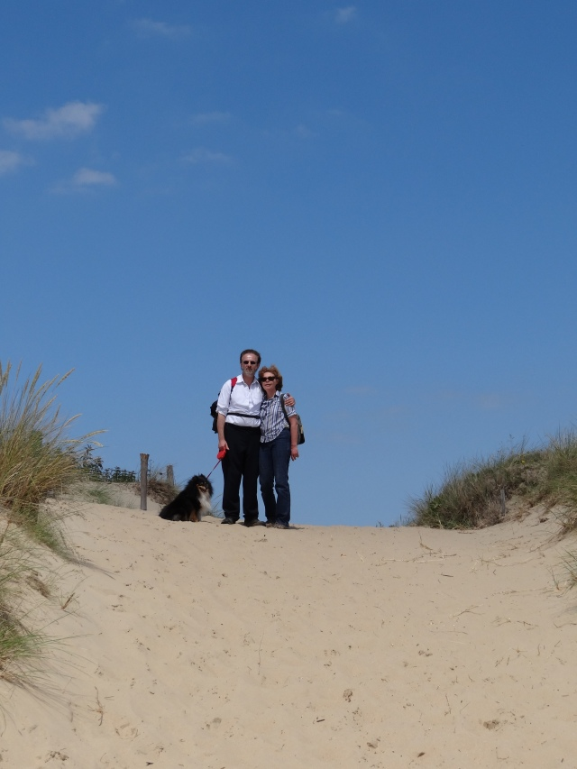 2012 Dune-walk at the Belgian coast, De Panne