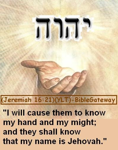 isaiah 43 10 jehovah