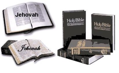 Jehovah and His Word