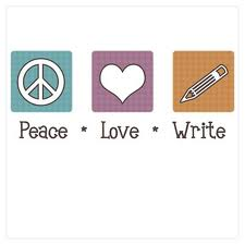 Peace Love Write