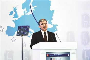 Turkish president Gül