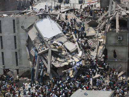 Bangladesh Rana Plaza factory disaster