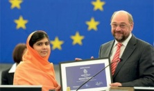 Malala got Sakharov award
