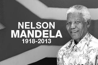 Nelson Mandela 1918-2013 Madiba