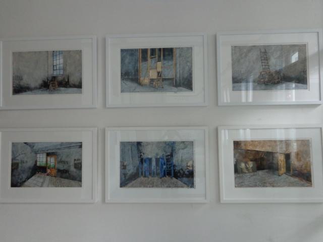 works by Dominique Ampe DSC00010 2014 exhibition