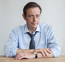 Bart De Wever (anno 2014), Mayor of Antwerp & Chairman of the New Flemish Alliance N-VA
