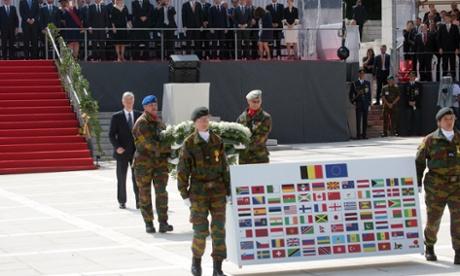 Belgium World War I Commemoration