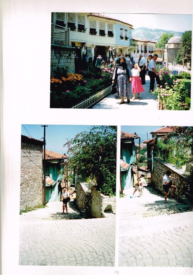 Streets of Bursa - 1992