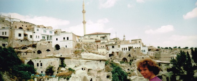 Cappadocia 1992  f38g