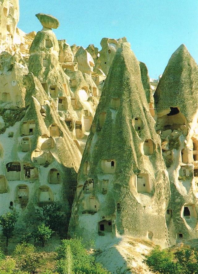 Cappadocia 1992  f38q