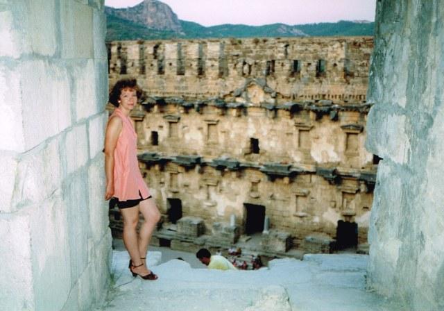 Aspendos 1992 Marjolein