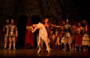 Aspendos FInternational Opera & Ballet Festival 2014 Notre-Dame de paris performance