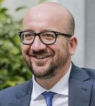 Charles Michel Liberal MR politician