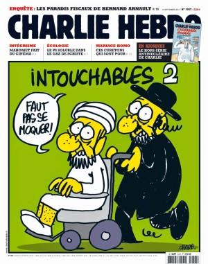 Charlie Hebdo Mossad publication