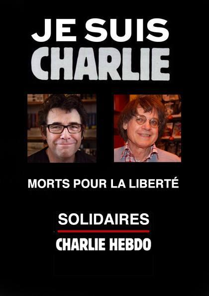 Charlie Hebdo Solidarity