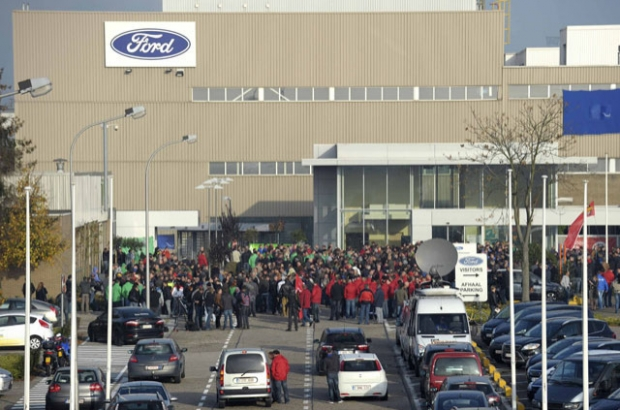 The end of Ford Genk - einde voor Ford  Genk