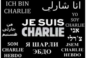Je suis Charlie in many languages