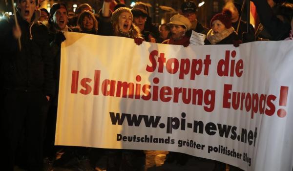 Pegida anti Islam