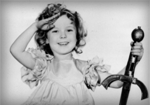 Shirley Temple, the dimpled, curly-haired child star who sang, danced, sobbed and grinned her way into the hearts of Depression-era moviegoers, died in 2014 at the age of 85.