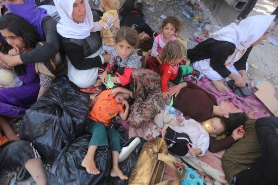 After Centuries of Persecution, Yazidis Advocate Final Exodus From Iraq - 2014