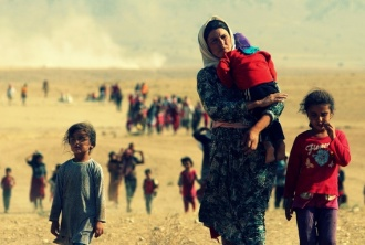 The Yazidis, a People Who Fled - Iraq 2014 - Photo Rodi Said/Reuters