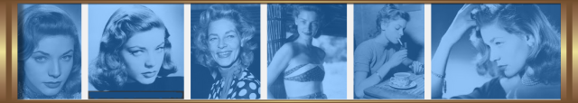 Lauren Bacall screenshots