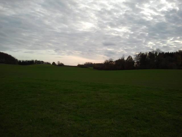 View from / Zicht vanop de heuvels aan de / Nollekensweg, Leefdaal