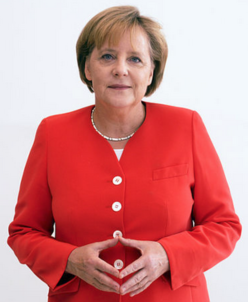 Angela Dorothea Merkel (née Kasner, geboren 17 juli 1954) Duitse politica en voormalig onderzoeker; 1ste vrouwelijke kanselier van Duitsland sinds 2005 en de leider van de Christen-Democratische Unie (CDU) sinds 2000. - Angela Dorothea Merkel (née Kasner; born 17 July 1954) German politician and former research scientist who has been the Chancellor of Germany since 2005 and the Leader of the Christian Democratic Union (CDU) since 2000. She is the first woman to hold either office.