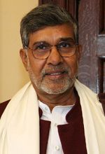 Indian children's rights and education advocate and an activist against child labour Kailash Satyarthi