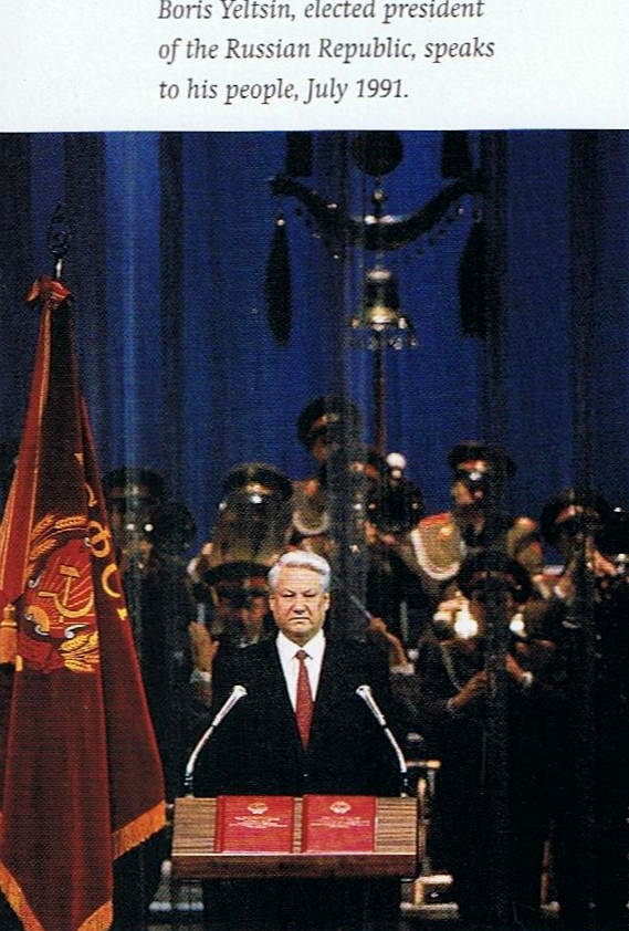 """If Perestroika Fails…"": The Last Summer of the Cold War – June-July 1991."