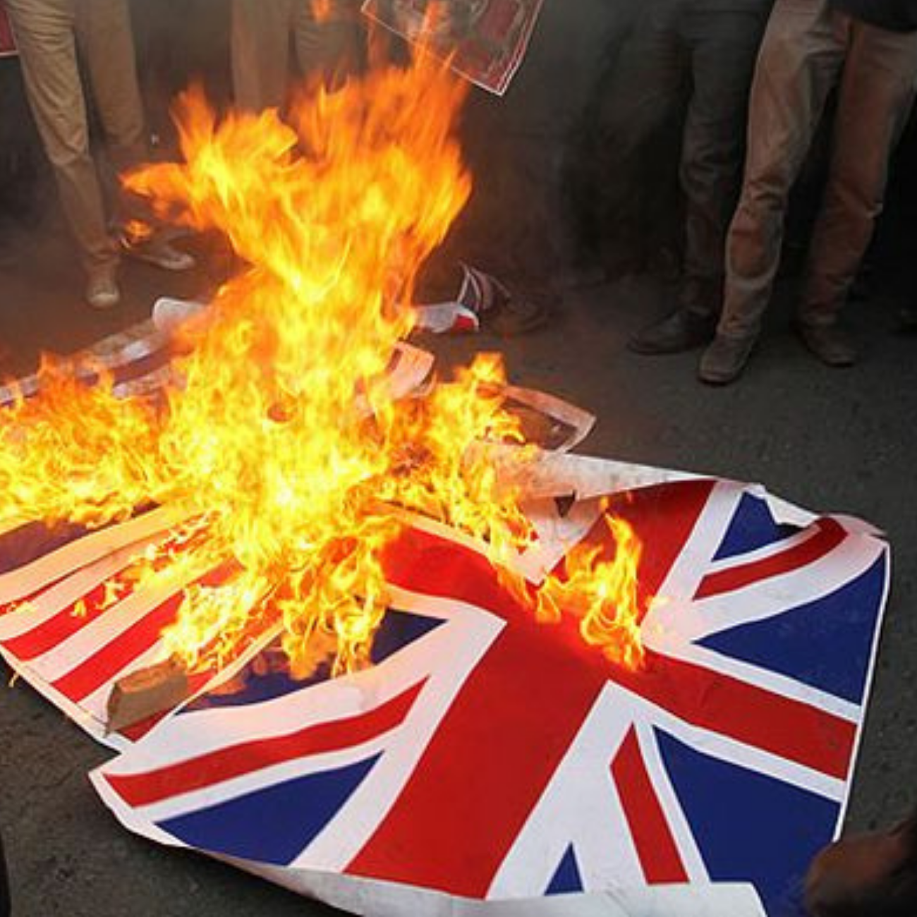 Brexit, what we lost in the fire
