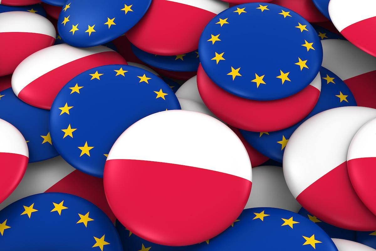 EU Commission President Ursula von der Leyen defending the freedom rights of all European citizens
